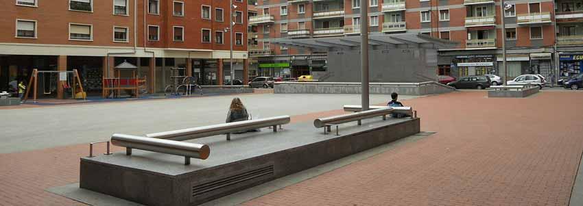 Plaza Juan XXIII Arrigorriaga