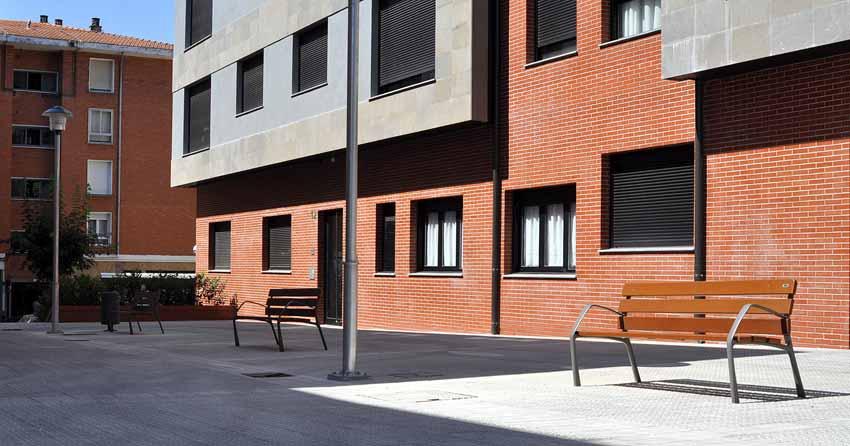 Urbanización de 36 viviendas en Zamudio