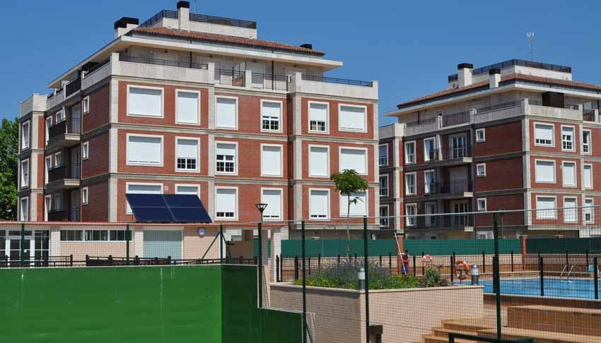 156 viviendas en Amorebieta I