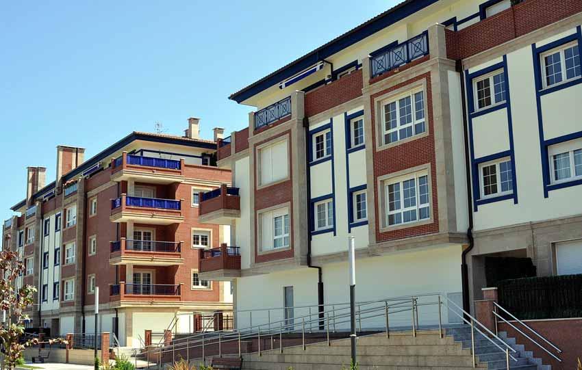 221 viviendas en Bakio I