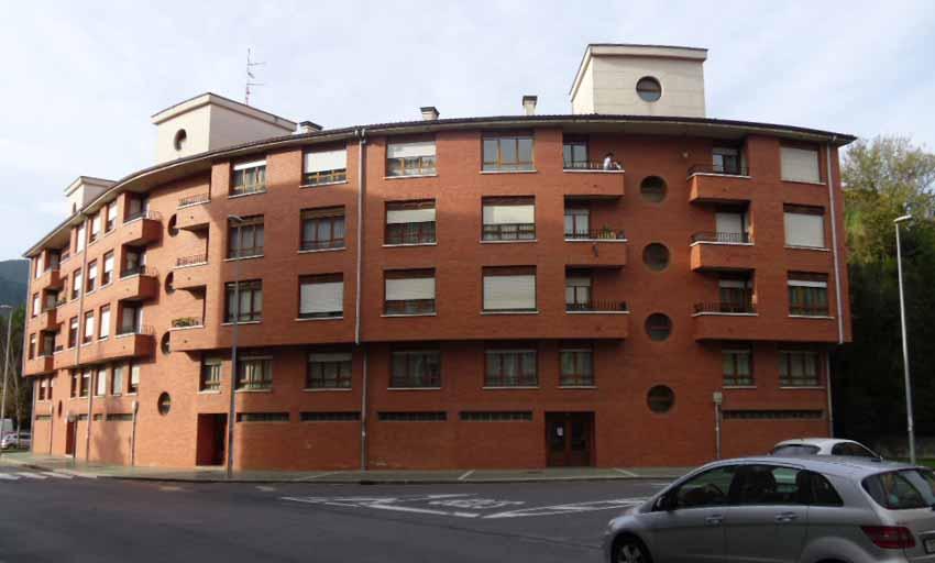 24 viviendas Ajarte Arrigorriaga