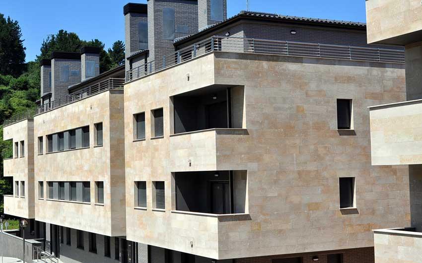 24 viviendas en Sukarrieta II