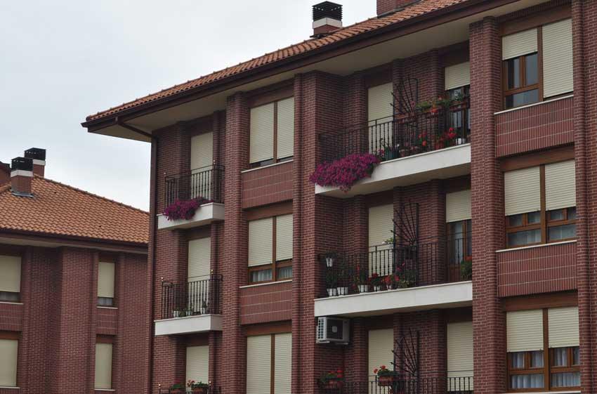 24 viviendas en Zaldíbar I