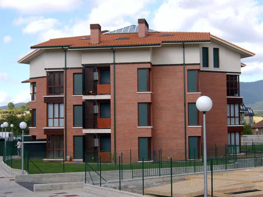 27 viviendas en Artziniega