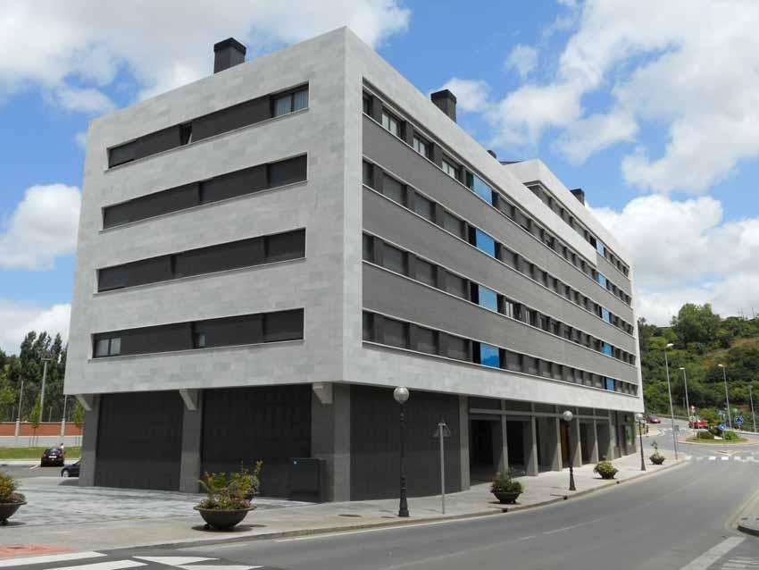 32 viviendas en Trápaga I