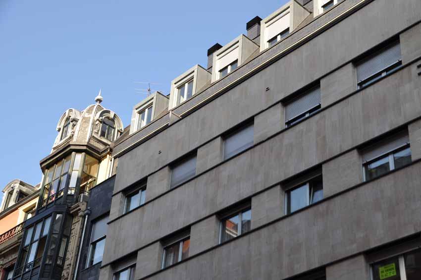 34 viviendas en calle General Concha 21Bilbao III