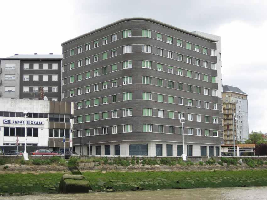 341 viviendas en Elorrieta (Bilbao) I
