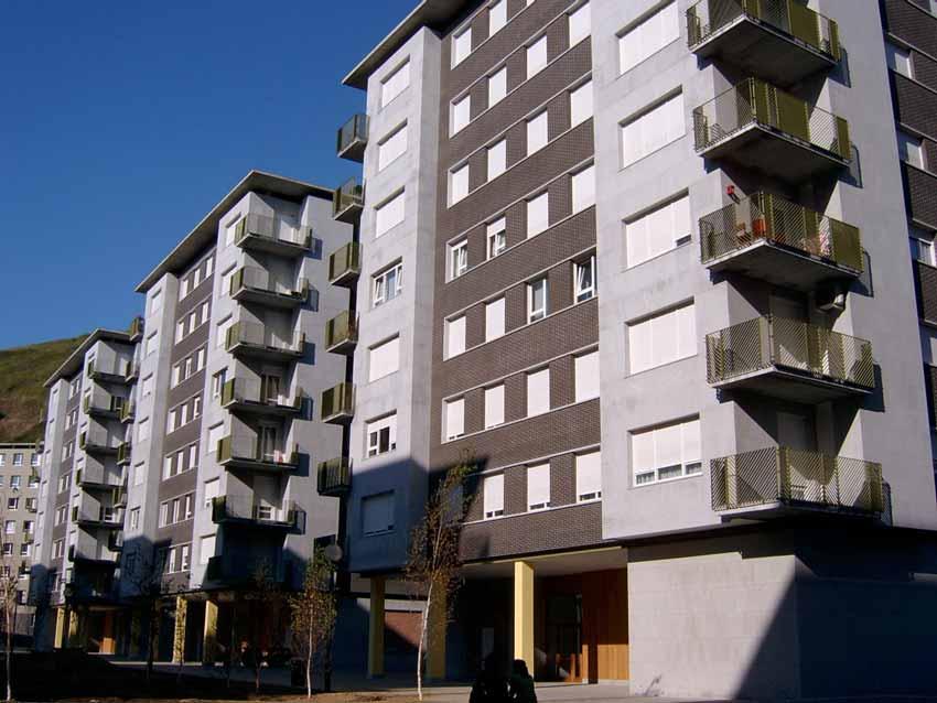 341 viviendas en Elorrieta (Bilbao) III