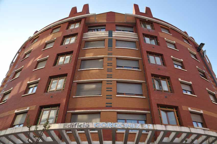 40 viviendas en Alameda Recalde de Bilbao