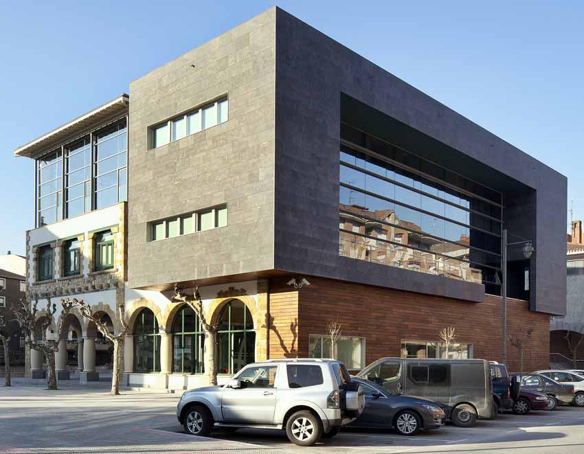 Ayuntamiento Arrigorriaga I