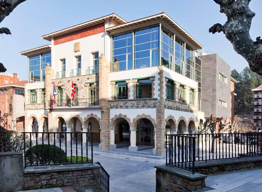 Ayuntamiento de Arrigorriaga II