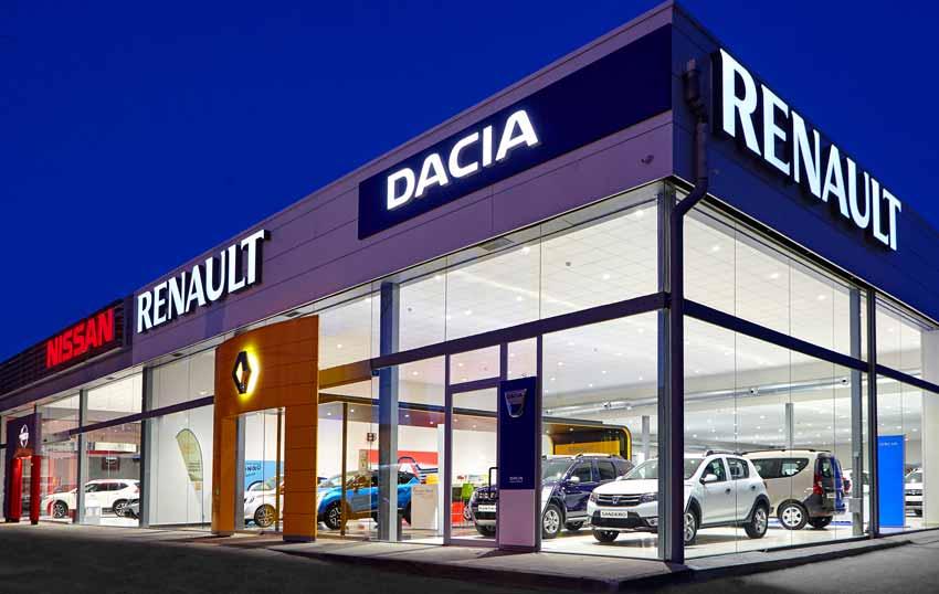 Concesionario Dacia Nissan Renault en Vitoria