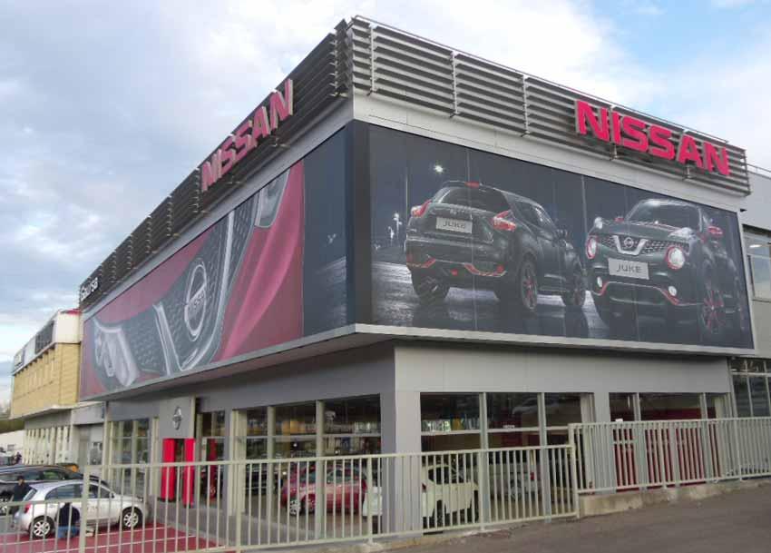 Concesionario Nissan en Iurreta