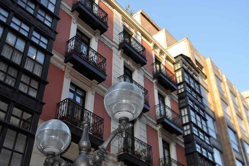 Edificio de viviendas Bilbao Ledesma