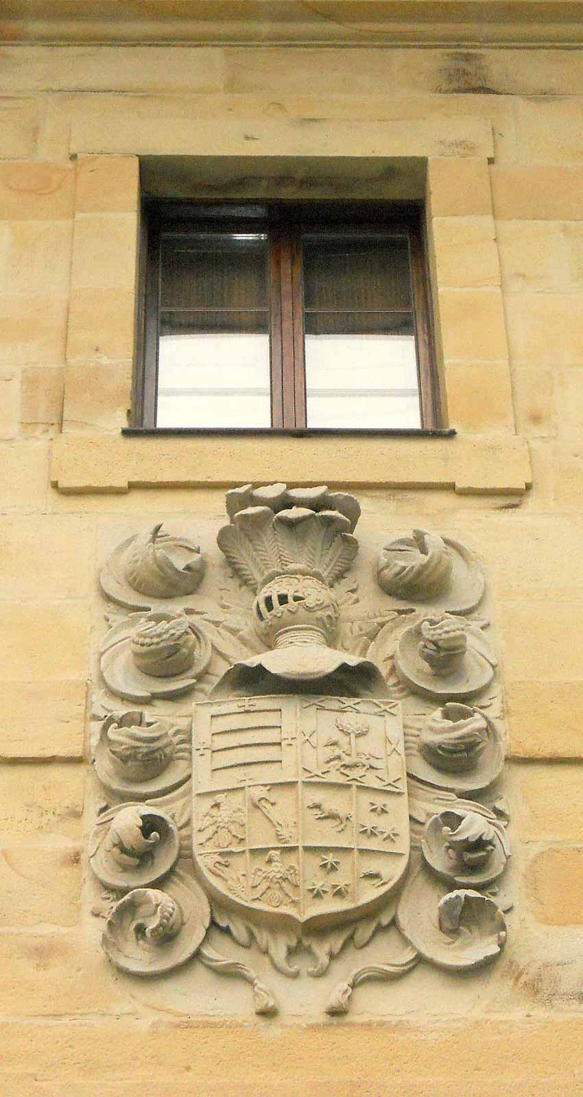 Escudo Durango- viviendas Palacio Quadra