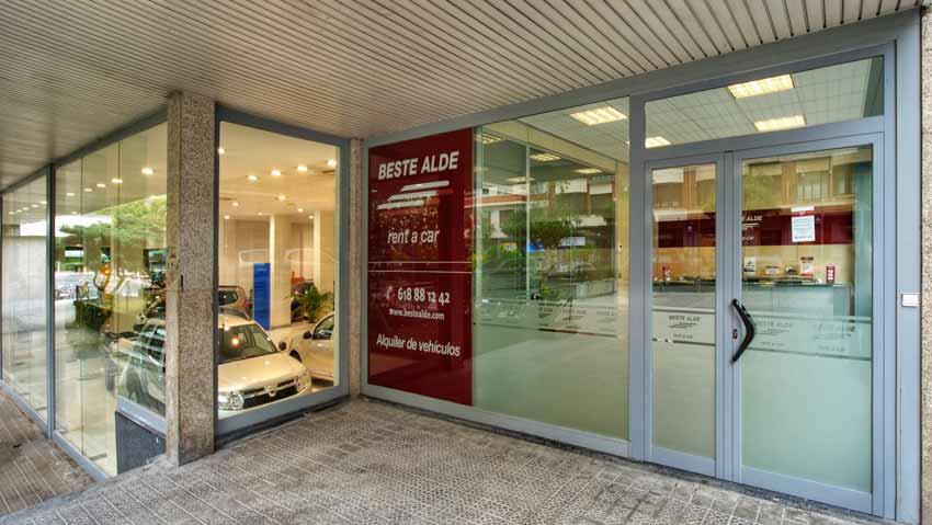 Oficinas Bestealde en Bilbao