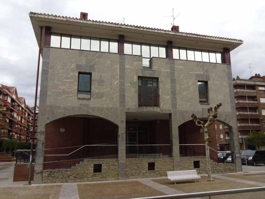 Ofinas Juzgado y Policia Municipal en Arrigorriaga