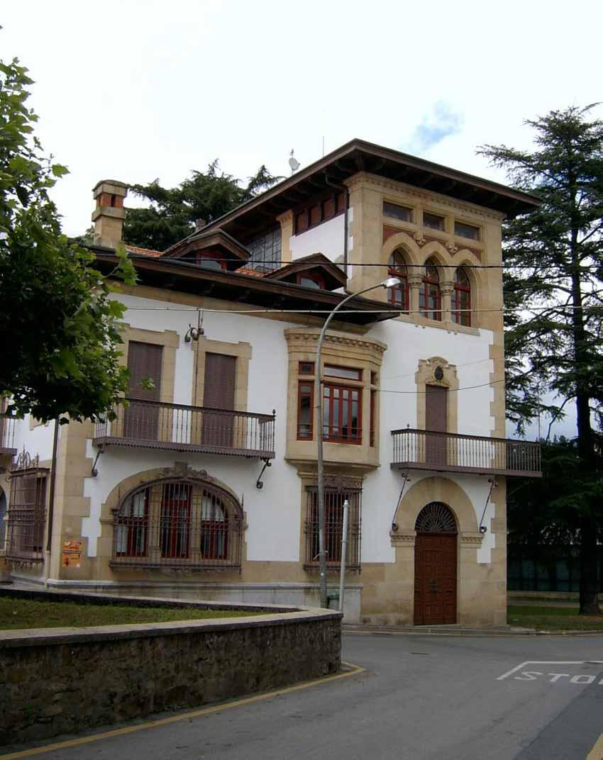 Palacio Zeletabe Abadiano-I