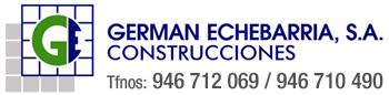 Germán Echebarria S.A. Construcciones