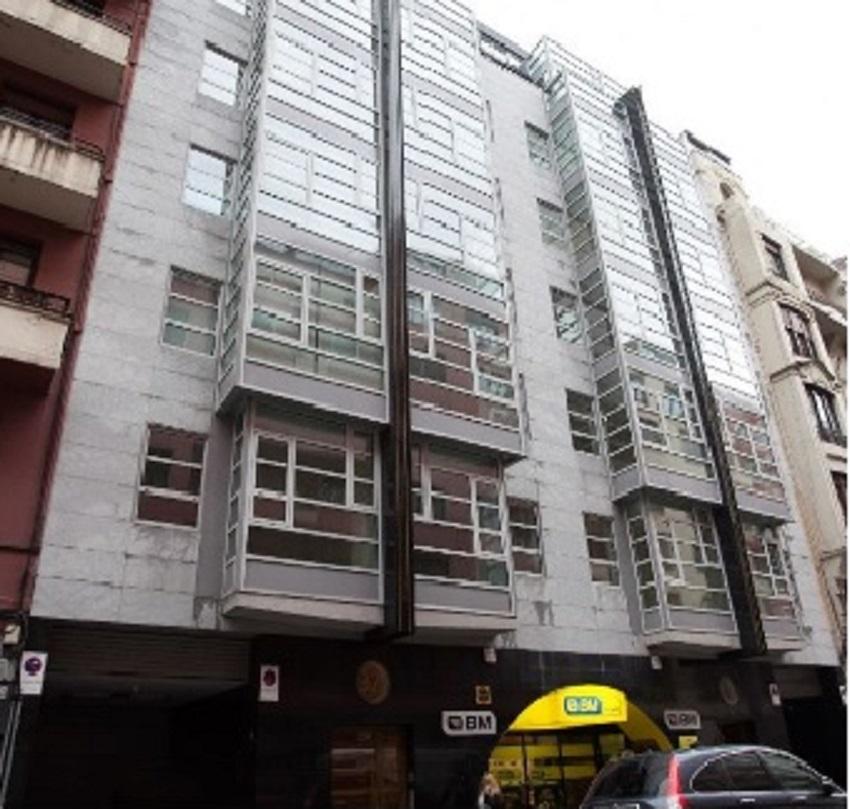 32 viviendas en c/Licenciado Poza-Bilbao